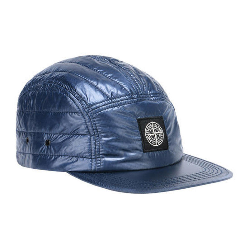 STONE ISLAND PERTEX QUANTUM Y WITH PRIMALOFT® INSULATION TECHNOLOGY CAP BLUE