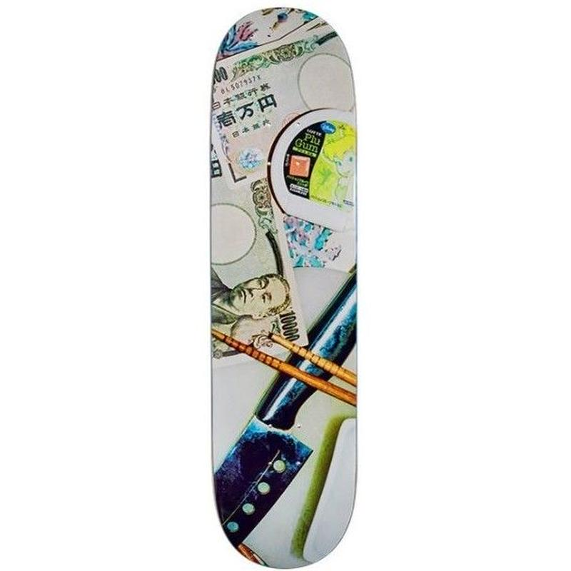 NUMBERS EDITION SILVAS DECK - EDITION 6 - 8.3INCH
