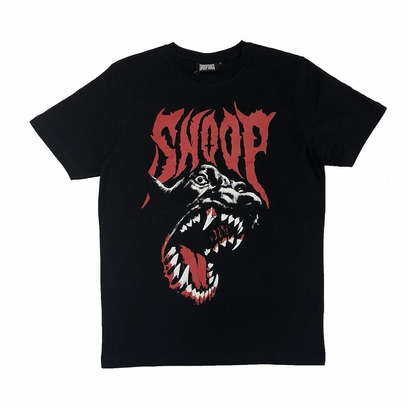 SSS WORLD CORP × SNOOP DOGG     DOBERMAN SSTEE