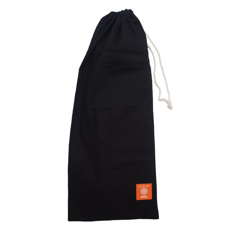 MORTAR × DELTA SKATE SUPPLY SKATE BAG BLACK