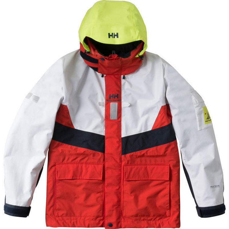 "HELLY HANSEN  ""FORMULA JACKET"" SOLAR RED"