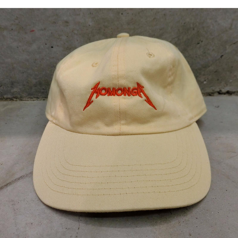 MOMONGA METAL CAP LIGHT YELLOW