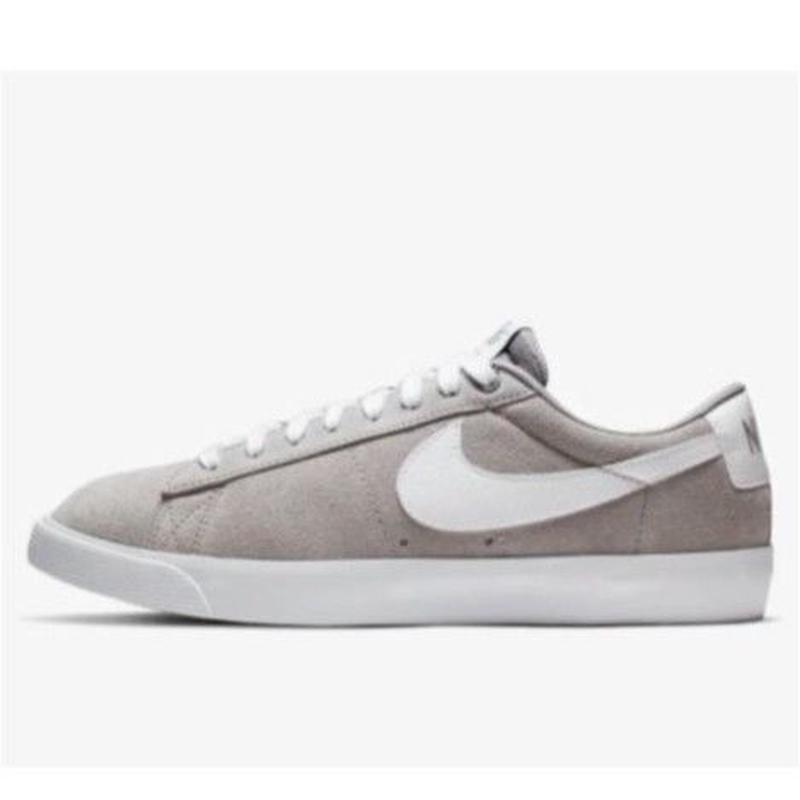 NIKE SB BLAZER LOW GT ATMOSPHERE GREY/WHITE