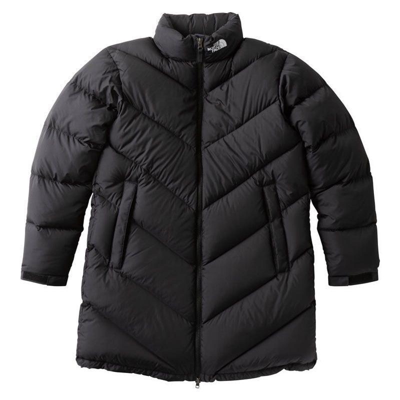THE NORTH FACE ASCENT COAT BLACK