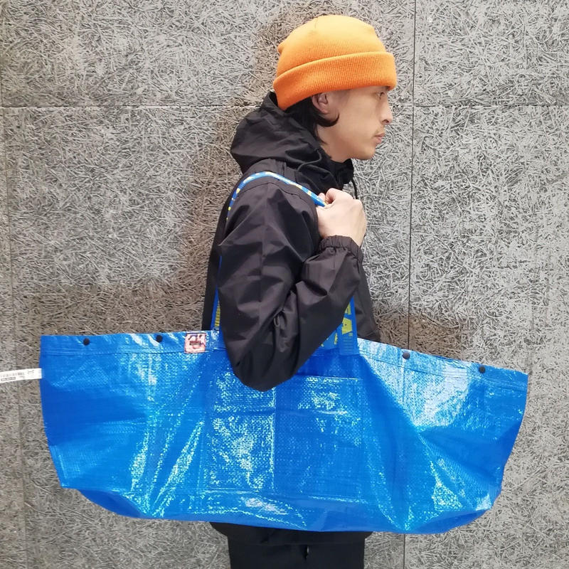 SNAKE PORNO × EYL SKATE BAG