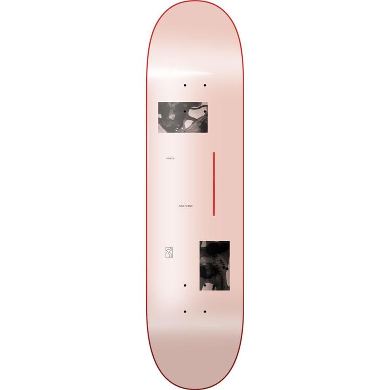 POETIC COLLECTIVE  SS-19 FLUID #2 (HIGH CONCAVE) DECK