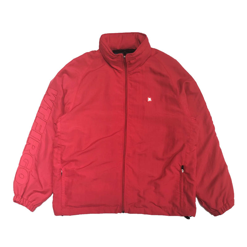 FRESH JIVE DEFENDER JACKET RED