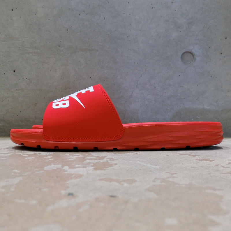 NIKE SB BENASSI SOLARSOFT RED