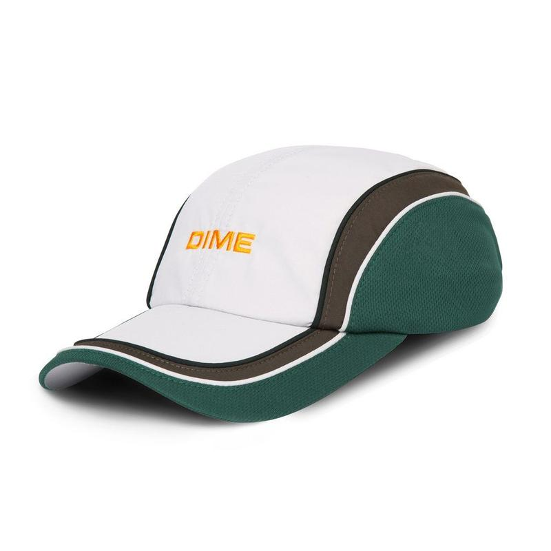 DIME HAT OF PAIN GRAY/GREEN