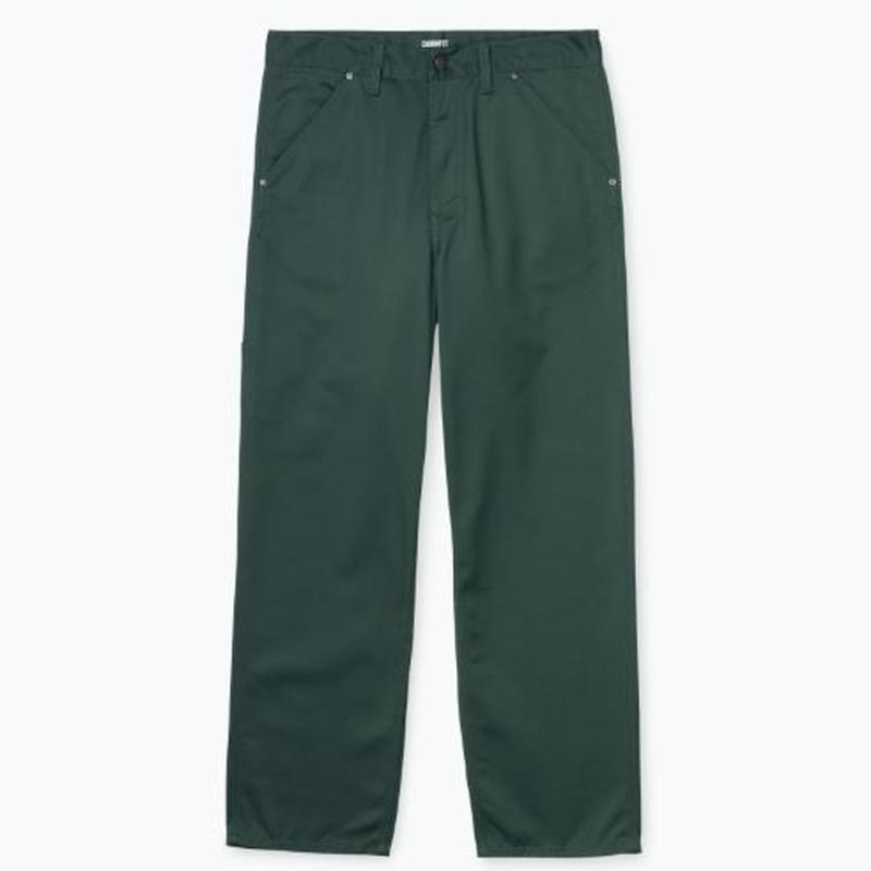 PASS~PORT × CARHARTT W.I.P PALL PANT GREEN