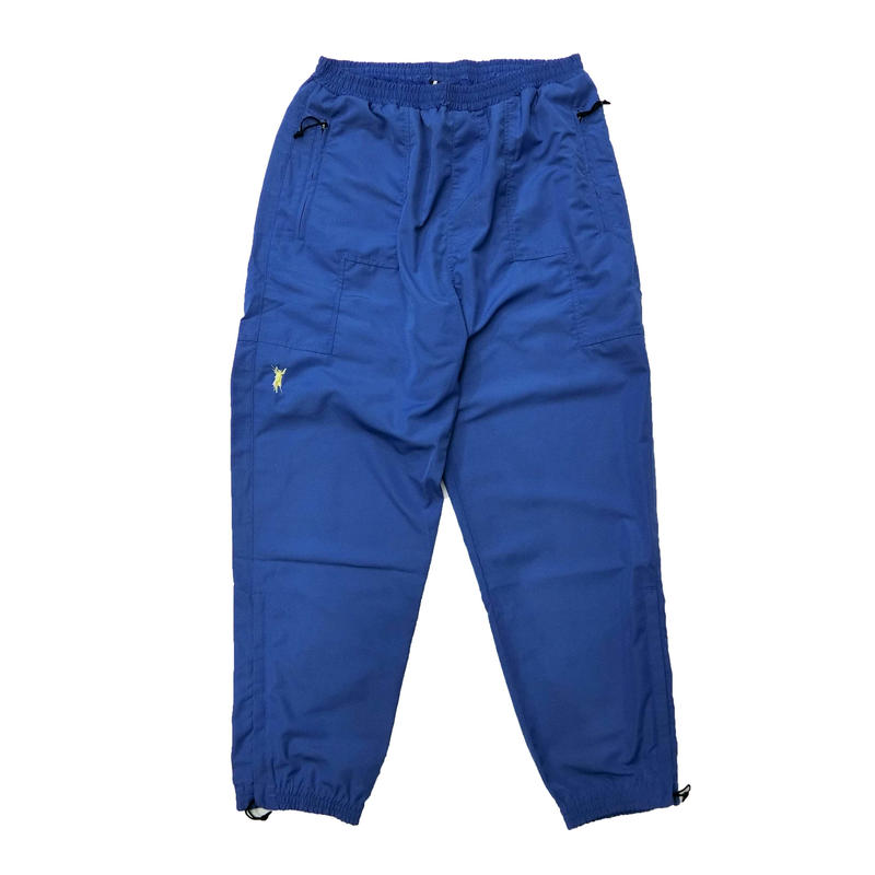 P.A.M APOLO TRACK PANTS BRIGHT BLUE