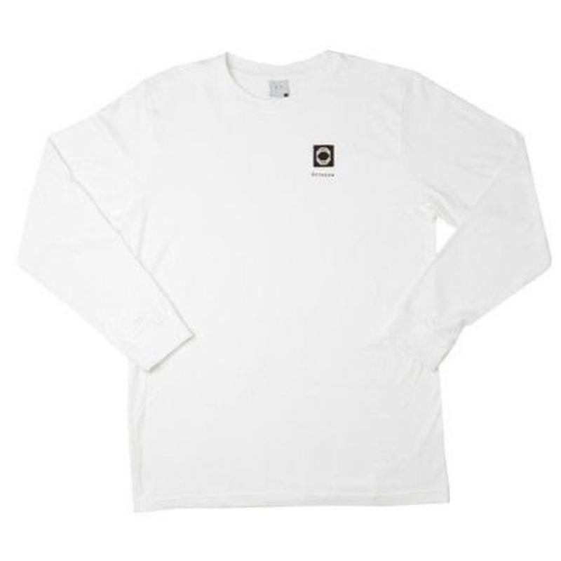 ÖCTAGON NEOSIS LONG SLEEVE T-SHIRT WHITE