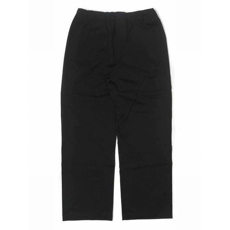 PSCN STRETCH EASY PANTS BLACK