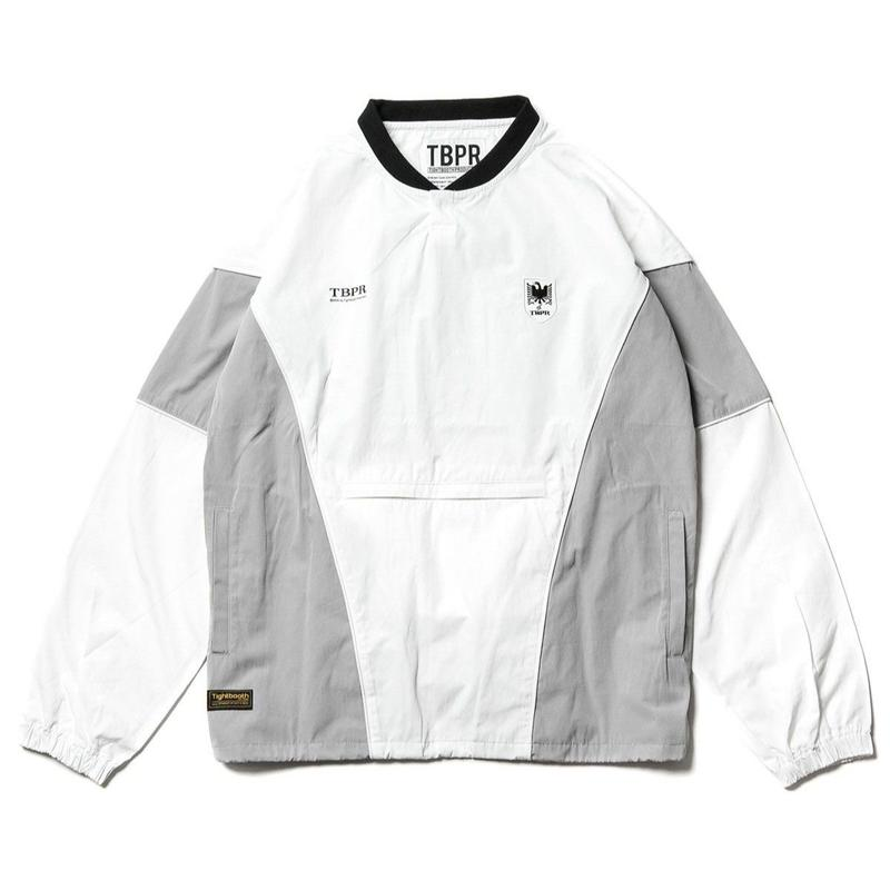 TIGHTBOOTH PRODUCTION WIND JACKET WHITE