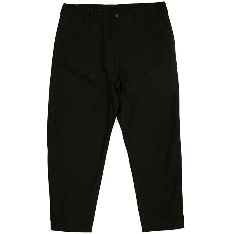 EVISEN SKATEBOARDS FREE TAPERED PANTS BLACK
