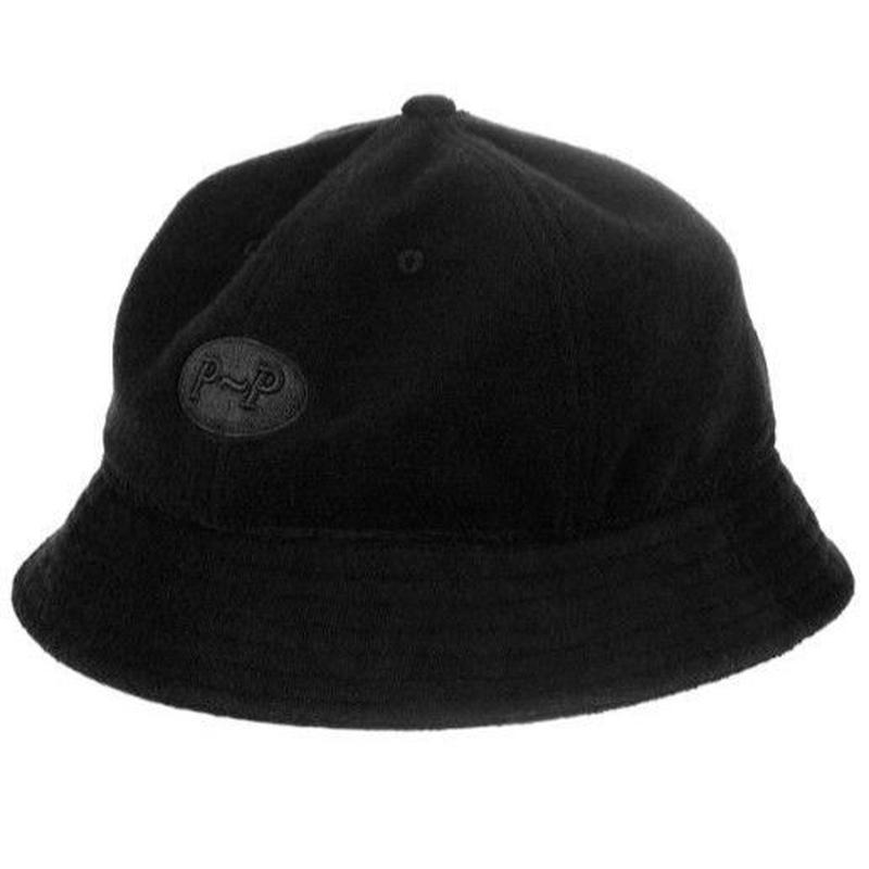 PASS~PORT PIL BUCKET HAT BLACK