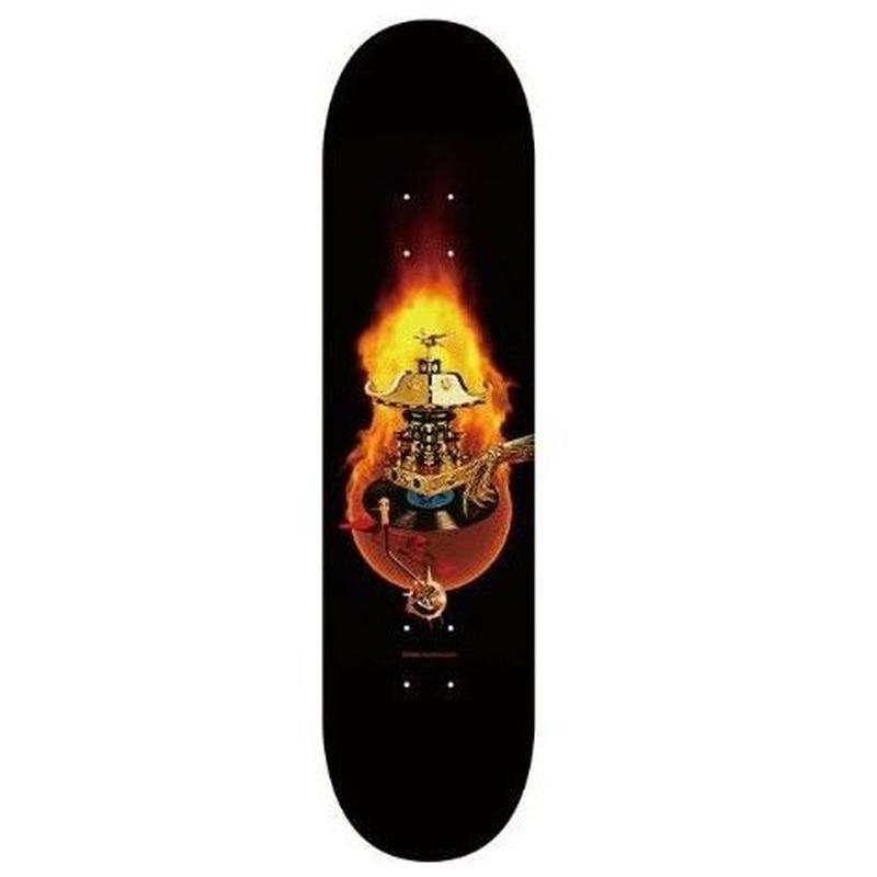 EVISEN SKATEBOARDS SPIN FIRE DECK 7.875/8.06/8.125/8.25