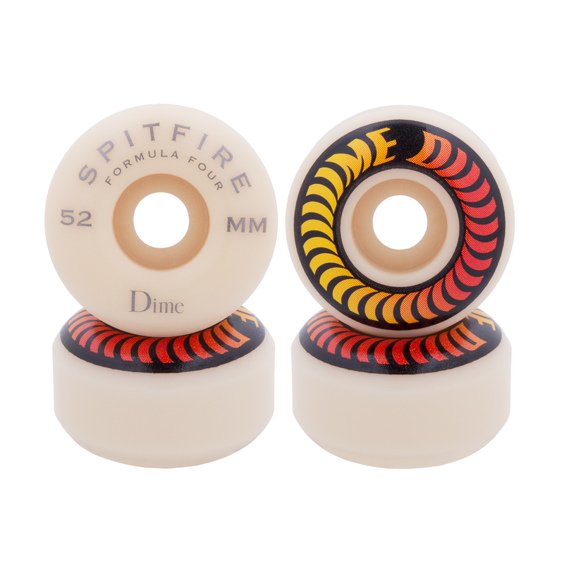 DIME DIME/SPITFIRE WHEELS F4 52MM