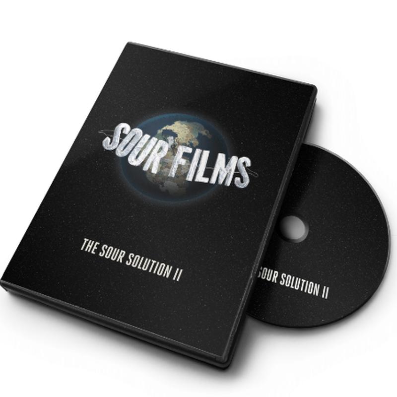 "SOUR  SOLUTION ""THE SOUR SOLUTION2"" DVD"