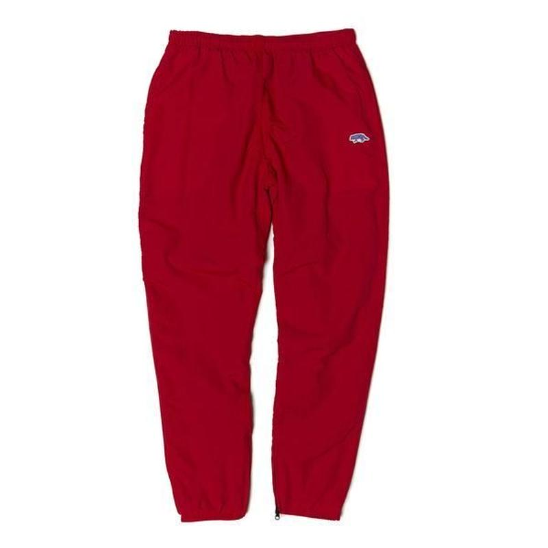 RAISED BY WOLVES GEOWULF TRACK PANTS RED