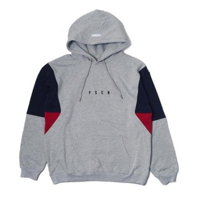 PSCN SWITCH HOODY GREY