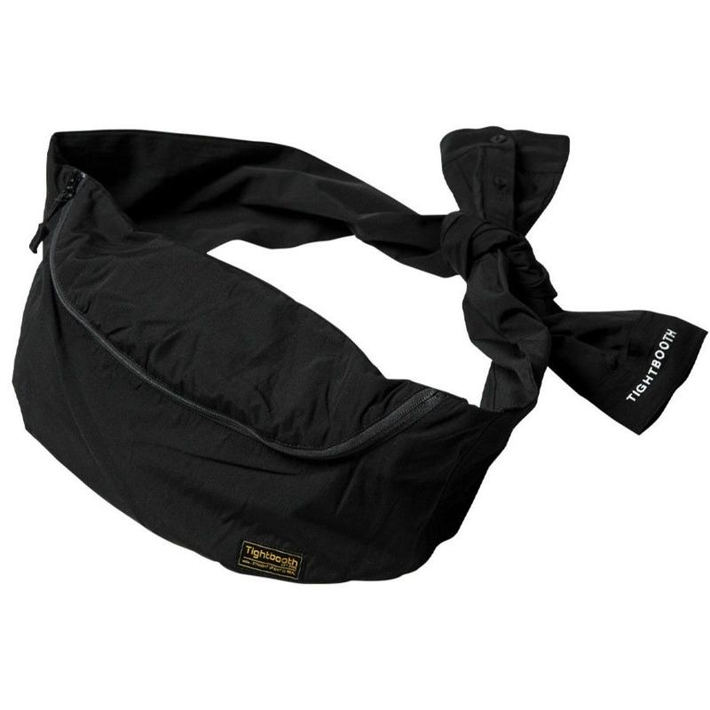 TIGHTBOOTH PRODUCTION ROCKY BAG BLACK