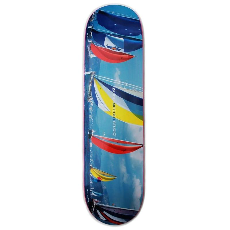 STUDIO SKATEBOARDS ZANDER MITCHELL - SAILBOATS 8.25
