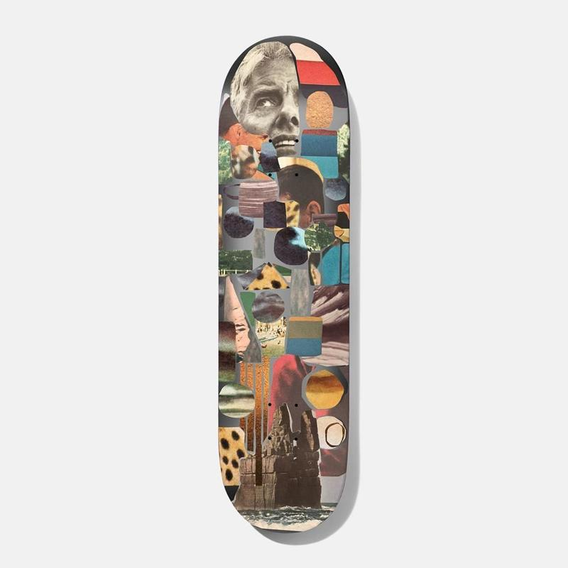 BAKER SKATEBOARDS CONTINUUM FIGGY 8.125