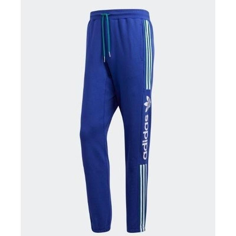 ADIDAS SKATEBOARDING QRZ PANTS ACTIVE BLUE