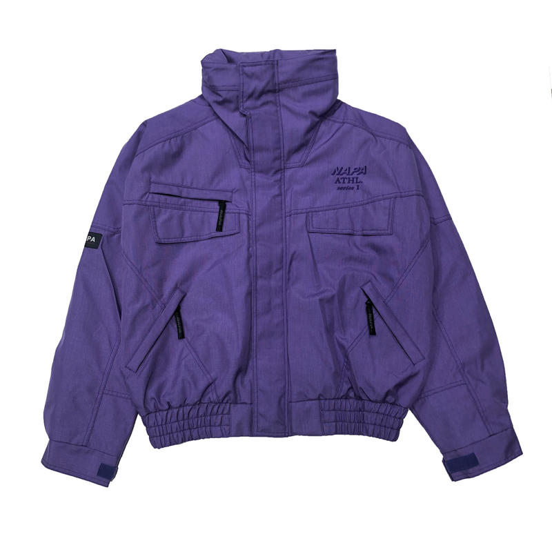 NAPA  BY MARTINE ROSE A-ALLOS JKT  PURPLE