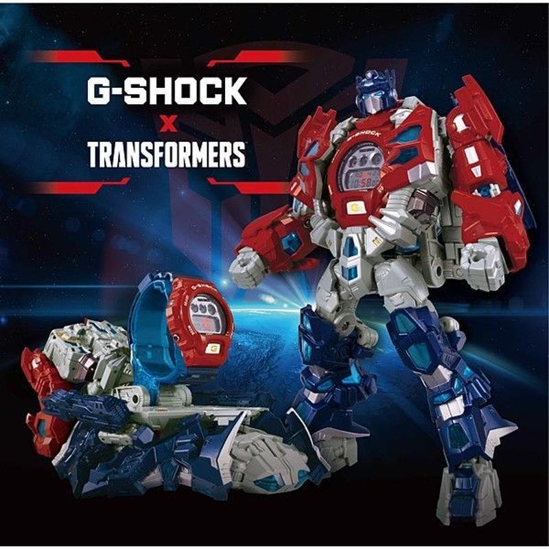 G-SHOCK DW-6900TF-SET