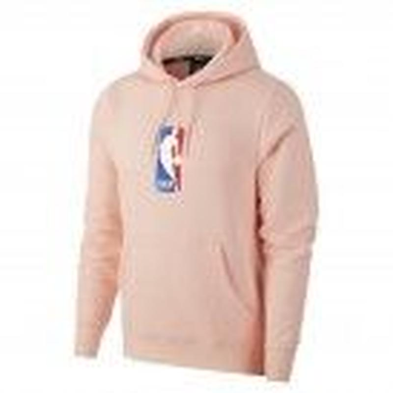 NIKE SB × NBA ICON HOODIE  PINK