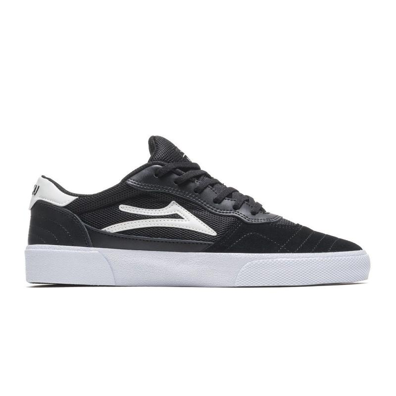 LAKAI CAMBRIDGE BLACK / WHITE