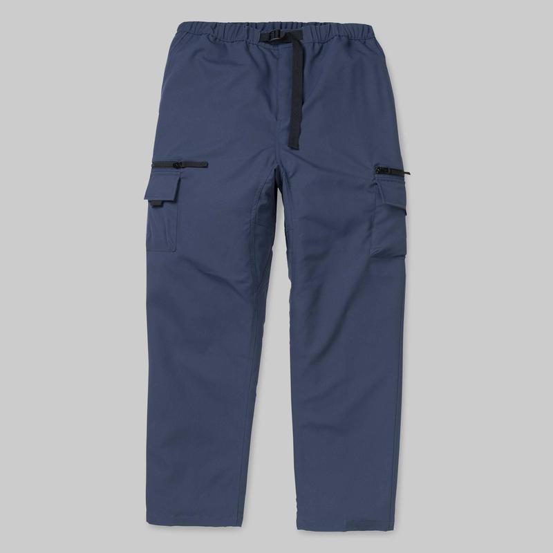 CARHARTT WIP ELMWOOD PANTS BLUE
