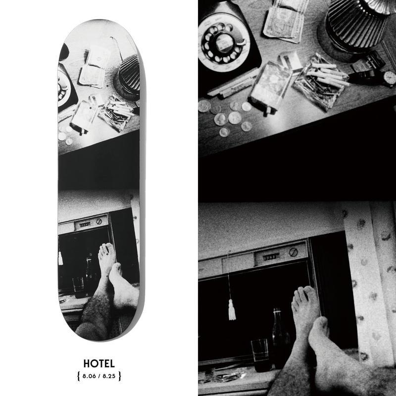 EVISEN SKATEBOARDS×DAIDO MORIYAMA HOTEL  8.06/8.25