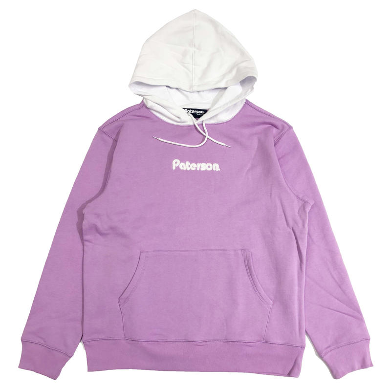 PATERSON T TONE PULL OVER HOODIE