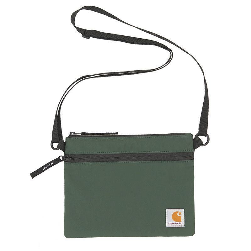 CARHARTT WIP JACOB BAG BOTTLE GREEN
