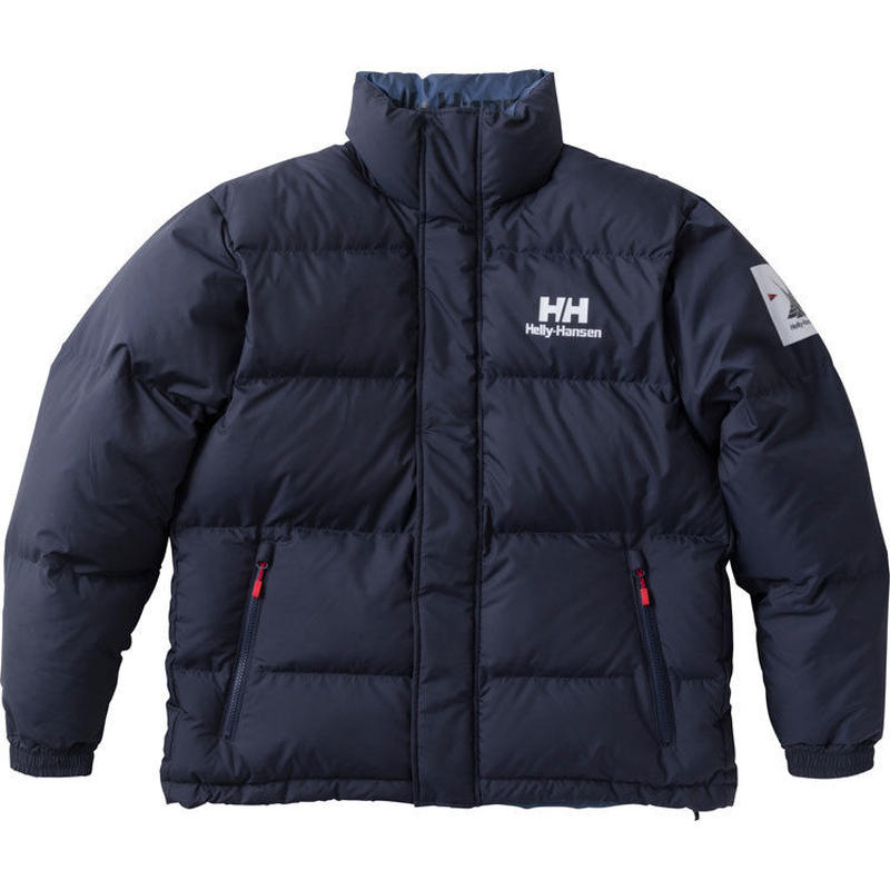 "HELLY HANSEN  ""BUBBLE DOWN JACKET"" HELLY BLUE"