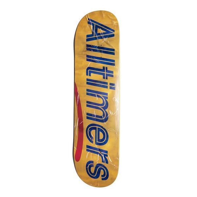 ALLTIMERS PACKING TAPE LOGO BOARD 8.1