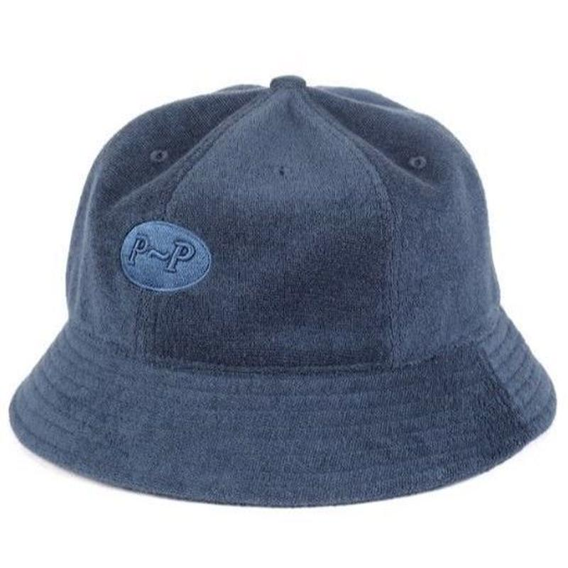PASS~PORT PIL BUCKET HAT NAVY