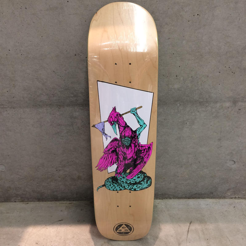 WELCOME SKATEBOARDS TWENTY EYES ON YUNG NIBIRU  8.25 x 32.0