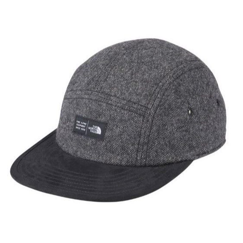 THE NORTH FACE 5PANEL CAP BLACK