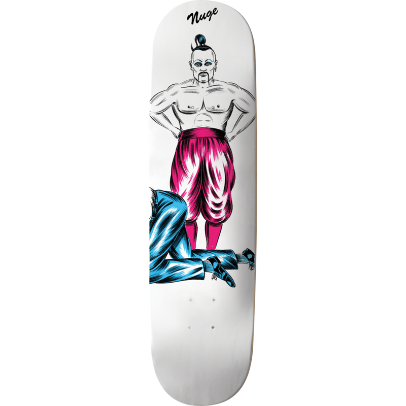 BAKER SKATEBOARDS BOYS OF SUMMER NUGE DECK