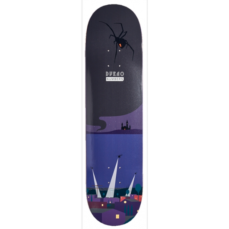 NUMBERS EDITION DURAO DECK - EDITION 5.5 8.3INCH