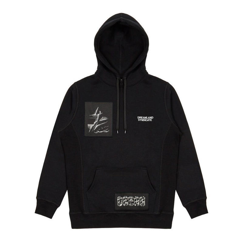DREAMLAND SYNDICATE TRANSCRIPTION HOODIE