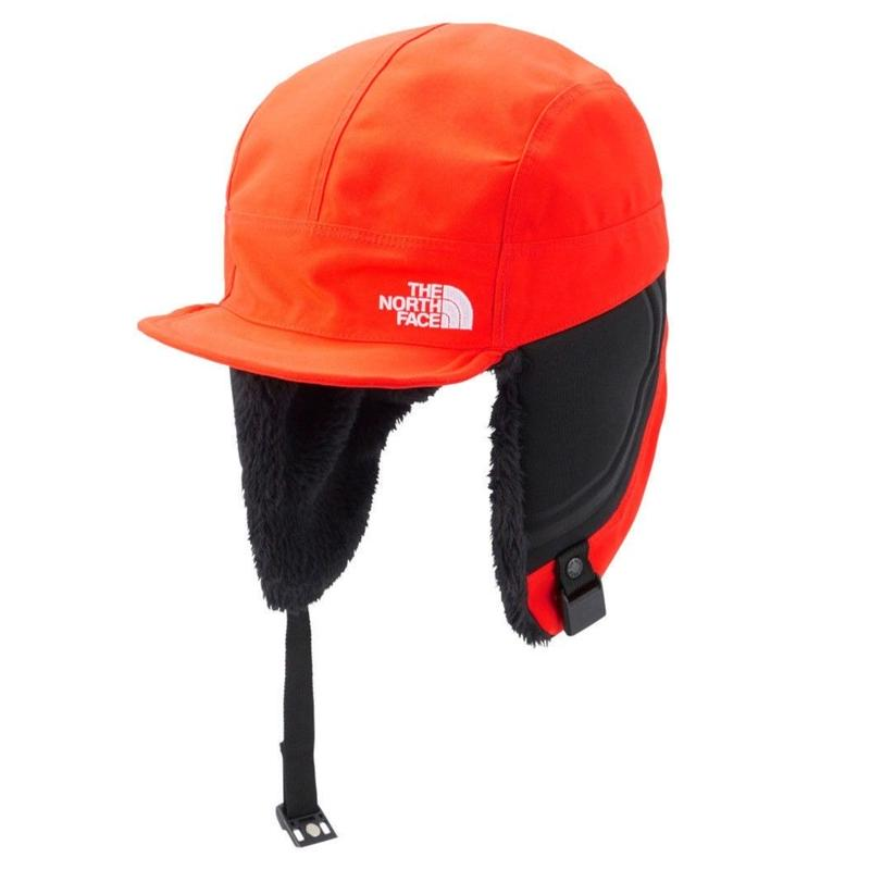 THE NORTH FACE   EXPEDITION CAP FR (ORANGE)