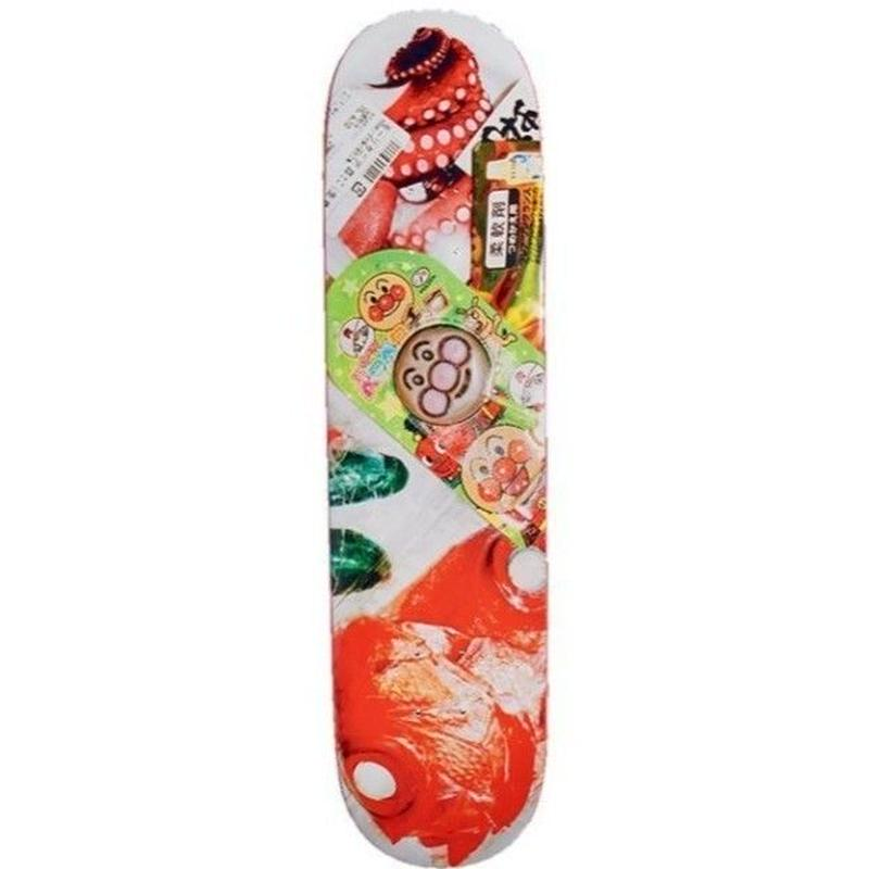 NUMBERS EDITION TEIXEIRA DECK - EDITION 6 - 8.0INCH