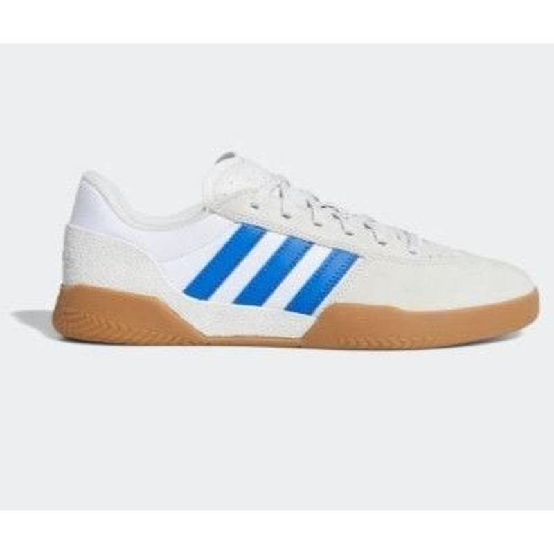ADIDAS SKATEBOARDING CITY CUP WHITE / BLUE
