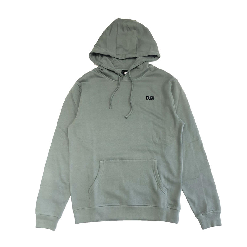 DUST LOST HOOD GREY