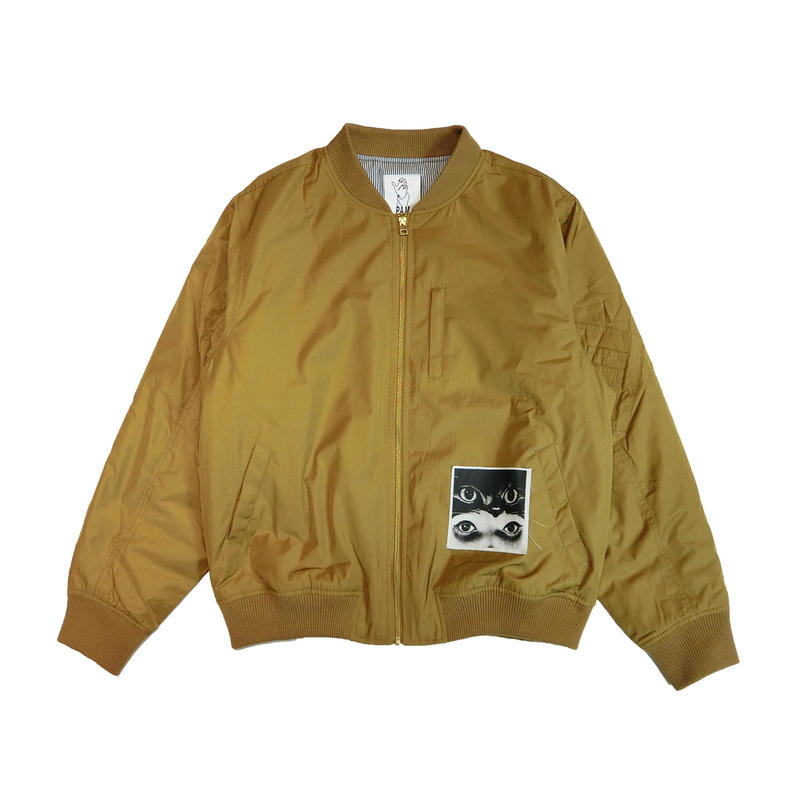 P.A.M VANTAGE POINT MA-1 BOMBER FAWN